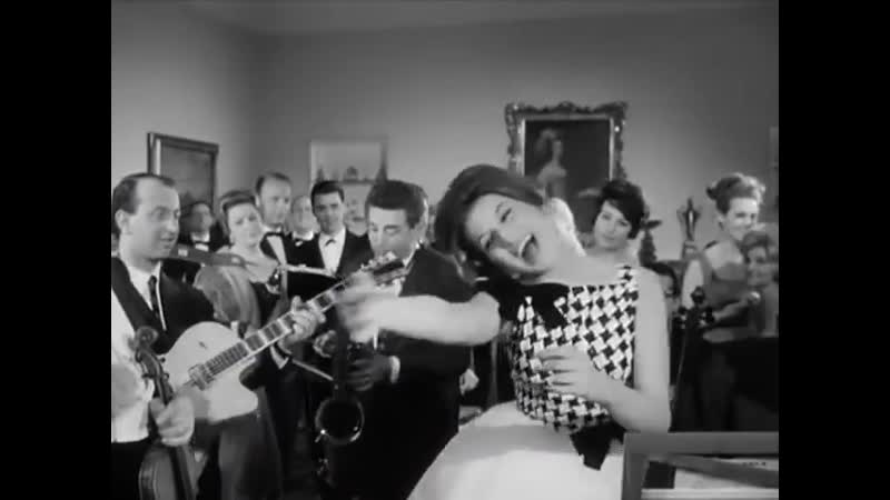 ♫ Mina Mazzini ♪ Pesci rossi dal film Madri pericolose 1960 ♫