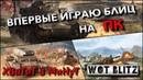 🔴WoT Blitz | ЛЕТИМ МИМО ОБНОВЛЕНИЯ 7.6 В КАЛИБРОВКУ EU НА ПК! ВЗВОД