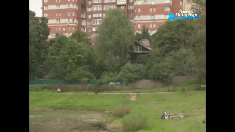Малые родины большого Петербурга Удельная