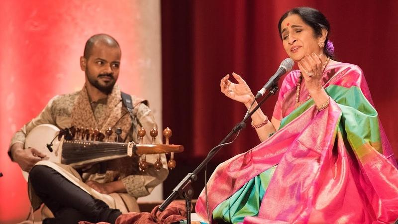 Aruna Sairam Soumik Datta | UTSAV | Bonus Track Tillana