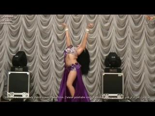 Gorgeous Yana Tsehotskaya Amazing Sensual Arabic Belly Dance | ARAB