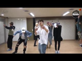 BANGTAN BOMB BTS '' Dance Practice (FUN ver.)