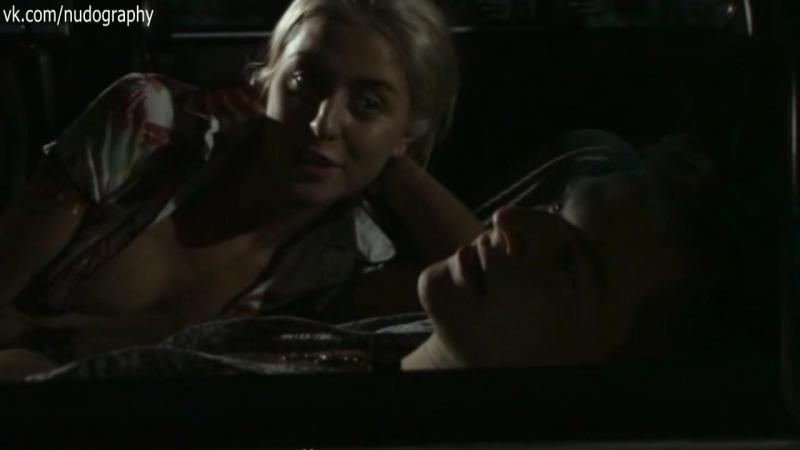 В машине Обнаженная Ксения Баскакова в сериале Столица греха Успех любой ценой 2010 Ольга Субботина Серия 3