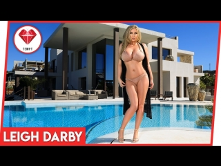 The Amazing Leigh Darby in the Pool! by Tempt App