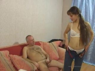 Секс Инцест Папа И Дочка
