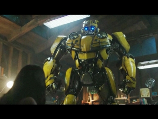 """Фильм """"Бамблби / Bumblebee"""" (2018) - Официальный русский тизер-трейлер"""