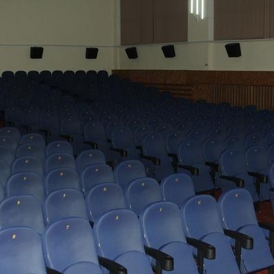 Кинотеатр Раздольное