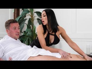Audrey Bitoni | PornMir ПОРНО  Porno  HD 1080 [Big Tits,Black Hair,Blowjob (POV),Masseuse,Work Fantasies]