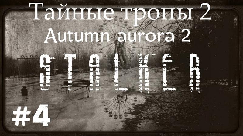 STALKER . ТТ 2 Autumn Aurora 2 - 4 Переход в Припять , Работа на новых друзей