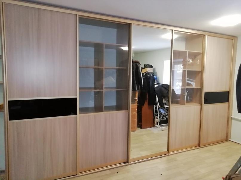 Угловой шкаф-купе 2 » Изготовление мебели на заказ г.Тюмень | 605x807