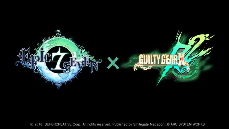[Epic Seven X Guilty Gear] Visitors from Another World PV