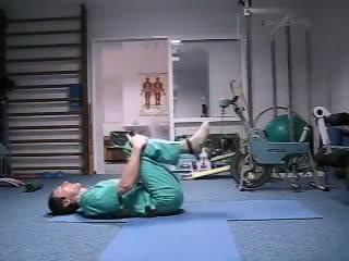 Как избавиться от межпозвоночной грыжи БЕЗ ОПЕРАЦИИ. Лечение простыми упражнениями