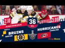 НХЛ НА РУССКОМ. КС-18/19. Р3. Бостон - Каролина (матч 1)