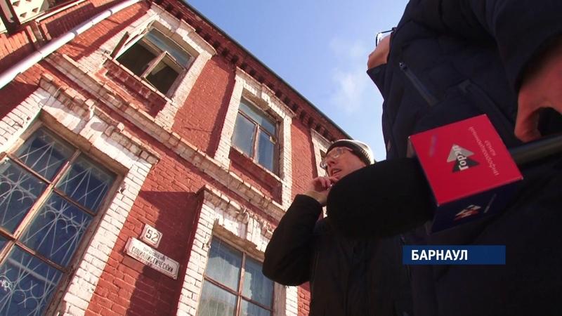 Активисты намерены не допустить сноса усадьбы купца Михайлова в Барнауле (Barnaul22)