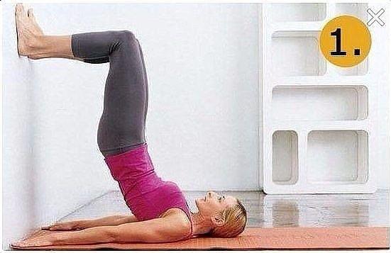 упражнения для упругости живота