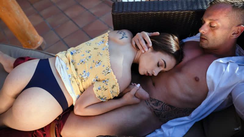 [DaneJones] Ginebra Bellucci - Passionate cheating sex at sundown NewPorn2019