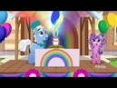 The End Of The Rainbow MUSIC VIDEO - My Little Pony Rainbow Roadtrip