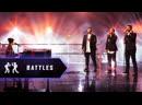 Daniel Shaw vs The Koi Boys Let It Be The Voice Australia 2019