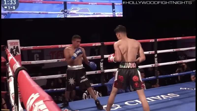 «Призрак» ударом справа на 85-й секунде вырубил мексиканца. Видео нокаута из вечера бокса промоутера Головкина