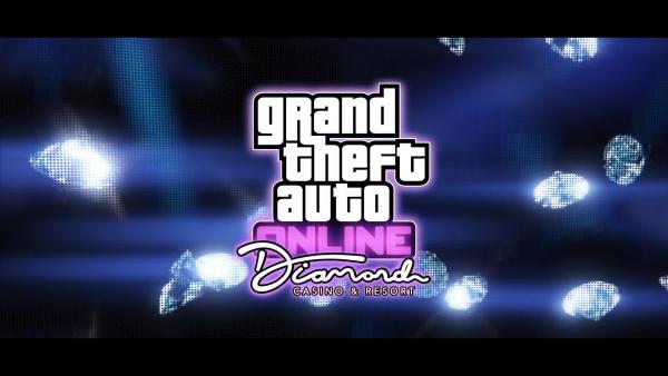 Grand Theft Auto 5 - Трейлер нового обновления The Diamond Casino Resort!