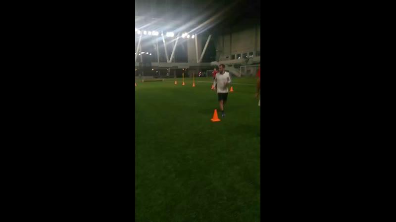 Live TRAIN FOOTBALL школа футбола для любителей СПб