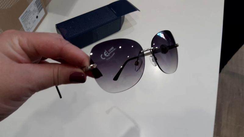 Солнцезащитные очки с градиентными линзами без оправы Norrsken Орифлэйм 41072 Очки 37960 Наталья Невзорова
