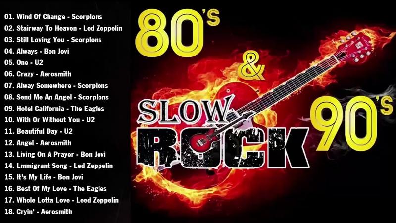 Scorpions, Bon Jovi, The Eagles, Aerosmith, U2, Led Zeppelin - Now Thats What I Call Power Ballads