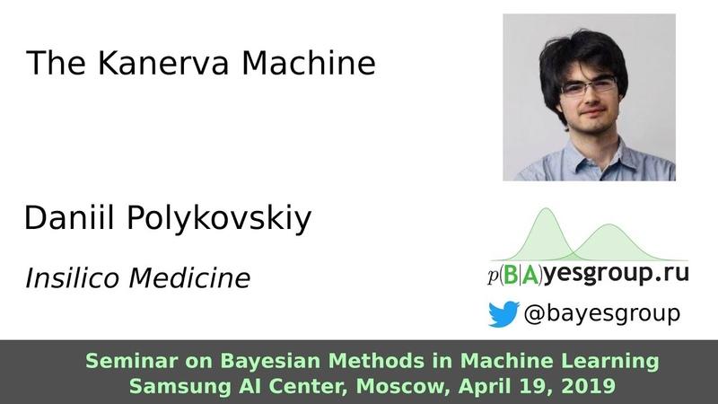 The Kanerva Machine
