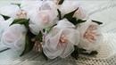 Милая повязка на голову для малышки с цветами из лент🌸 Канзаши 🌸 Svetlana Zolotareva