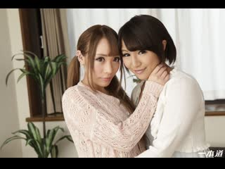 Airi Mashiro, Konoha Kasukabe [081619_885] [, Японское порно, new Japan, Uncensored, Lesbians, Group Sex]