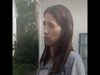 Анастасия Алексеева, мать пострадавшего во время крещения ребёнка, не хочет уголовного дела против игумена Фотия
