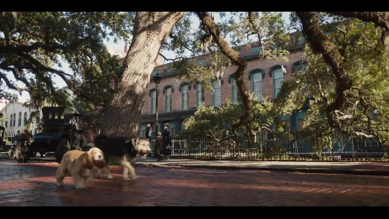 Lady and the Tramp Official Trailer Disney Streaming November 12