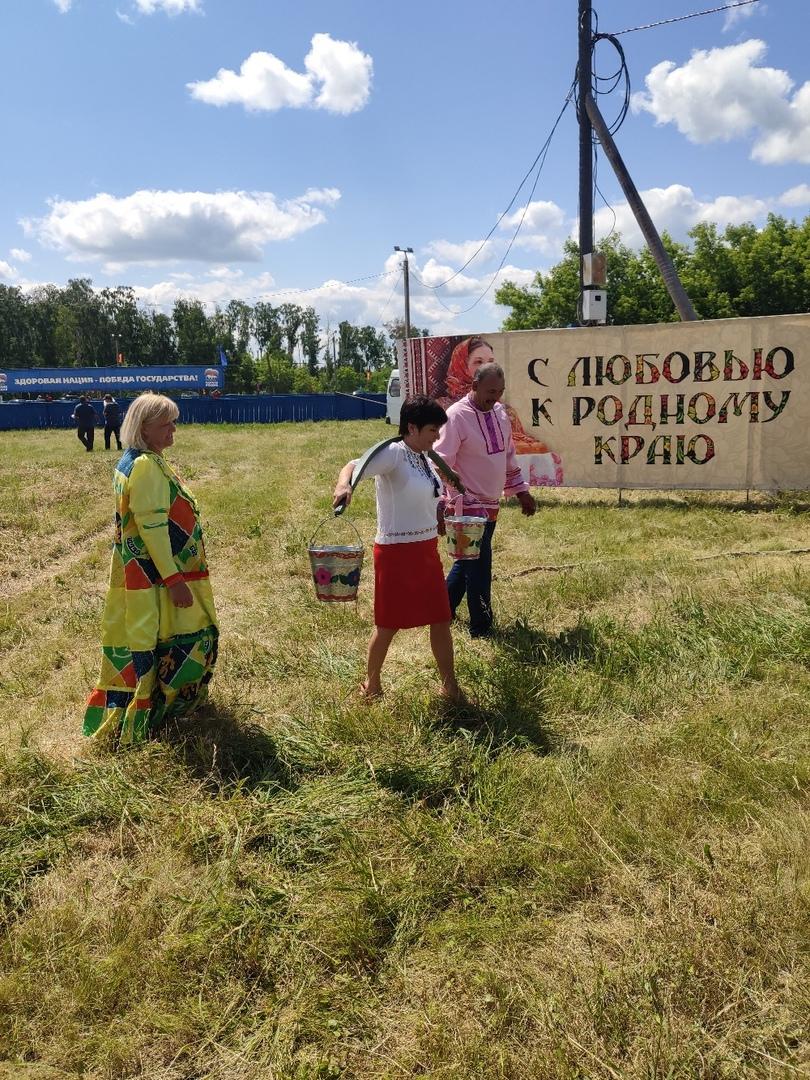 Летняя королева спорта Полтавский район