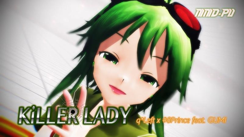 【MMD-PV】KiLLER LADY [V4.0](Lat式セーラー娘4人版,Lat式改変モデルズ)