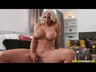 Молодой сын жёстко трахает зрелую маму, mature sex milf porn mom woman young old busty big tit ass love new full (Hot&Horny)