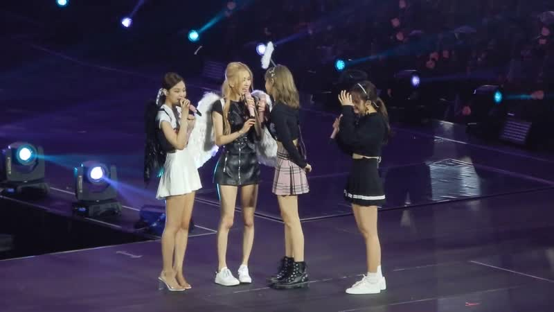 190615 BLACKPINK - STAY encore @ BLACKPINK WORLD TOUR [IN YOUR AREA] in Sydney