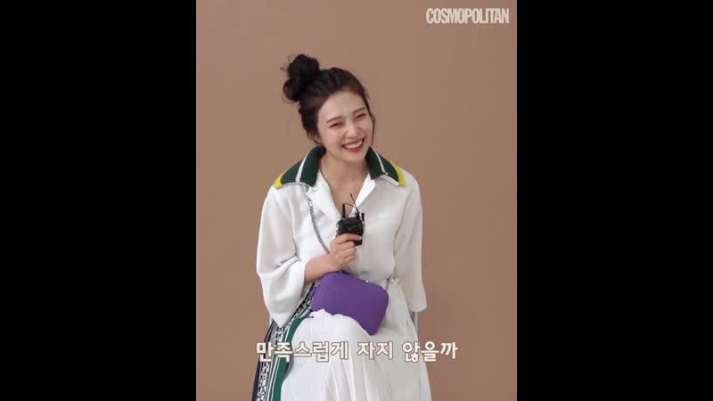 190821 Joy (Red Velvet) @ Cosmopolitan Korea