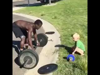 Подавайте правильный пример детям