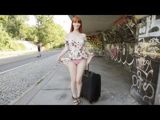[PublicAgent] Alex Harper - Dirty hot American Redhead Beauty NewPorn2019