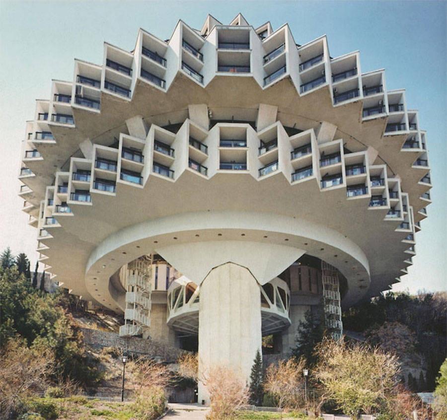 Впечатляющие шедевры архитектуры СССР