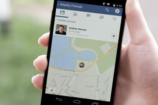 Facebook следит за пользователями даже при отключенной GPS-локации, изображение №1