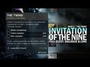 THS Destiny2 Xur - приглашение девяти - шестая неделя