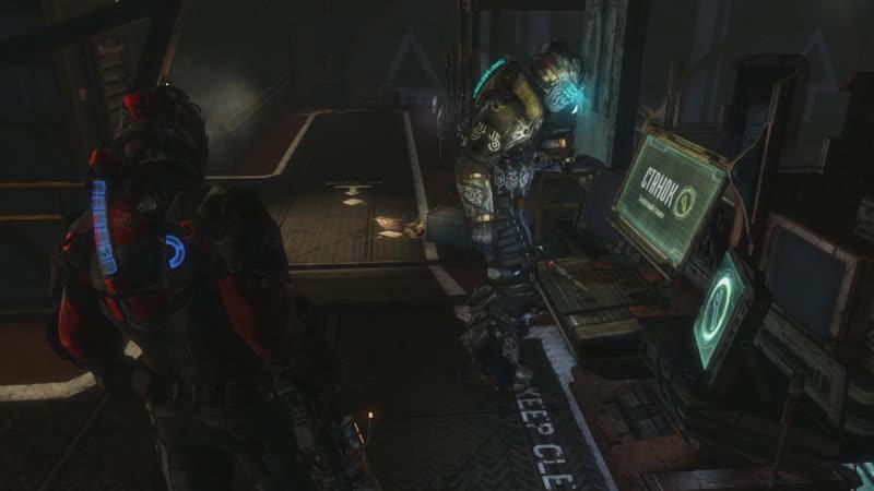 Dead space 3 в кооперативе 2