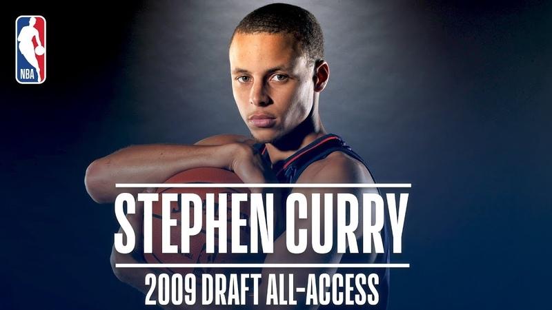 Stephen Curry 2009 NBA Draft All-Access | NBA Vault NBANews NBA Warriors StephenCurry