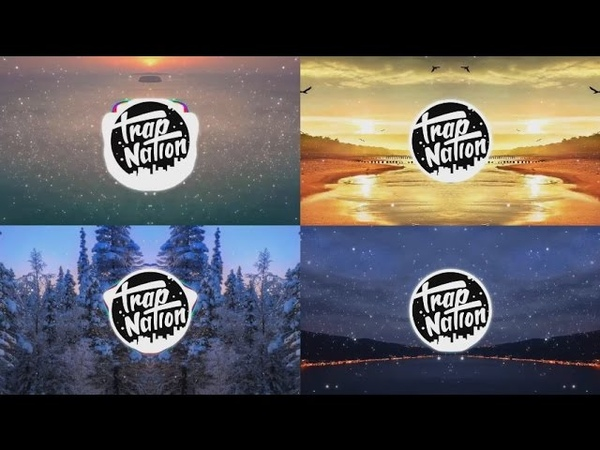 4 The Most Popular of Trap Nation | Eiffel 65 | Dr. Dre | Diplo | Jetta |