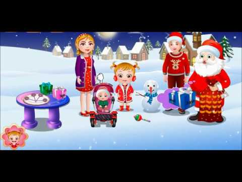 Baby's christmas dream enjoy christmas fun baby christmas gift choice happy christmas for kids