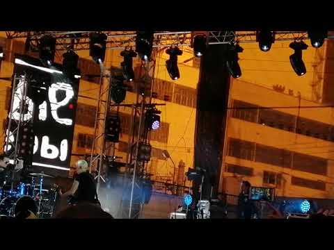 Диана Арбенина и Ночные снайперы Вот и все мои песенки Катастрофически Новосибирск 15 06 2019