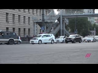 Пятый день протестов в Хабаровске