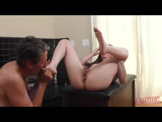 Casey Calvert - Intense Anal Action [All Sex, Hardcore, Blowjob
