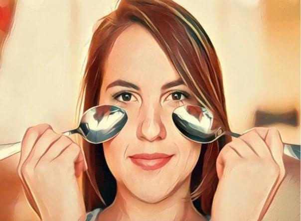 5 способов убрать синяки, отёки и мешки под глазами